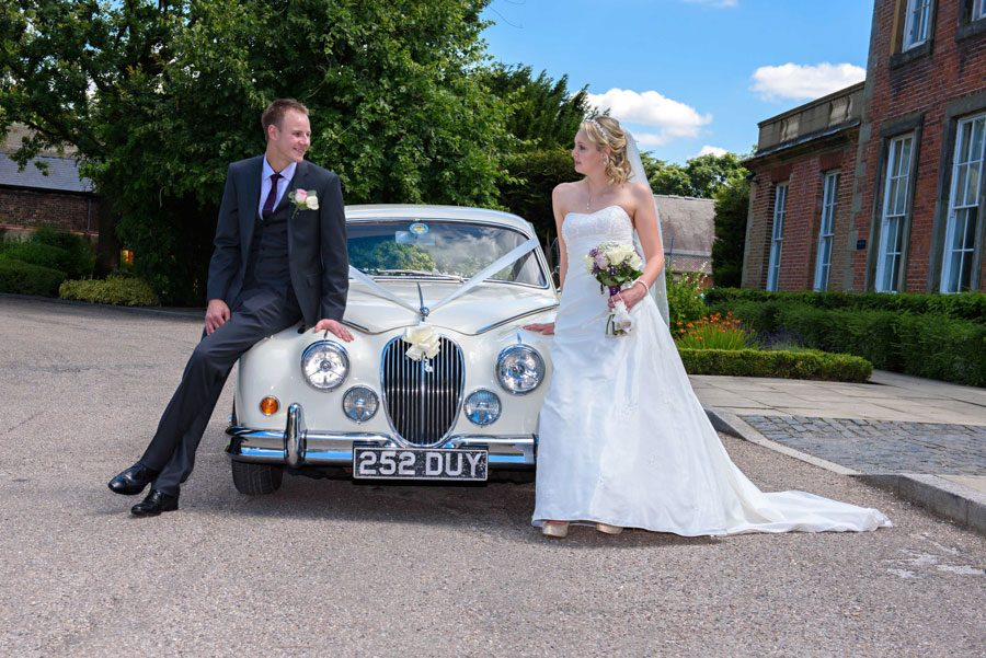 James & Lauren's Wedding at Colwick Hall