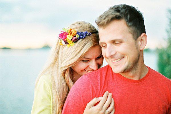 2 Lovebirds. 1 Engagement Shoot