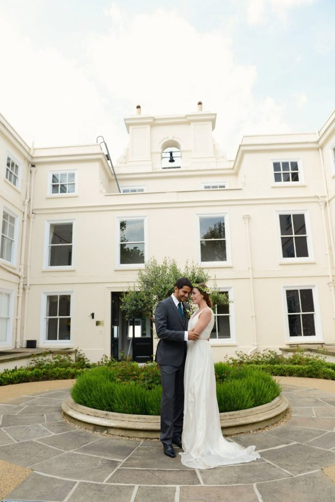 Morden Hall Styled Wedding