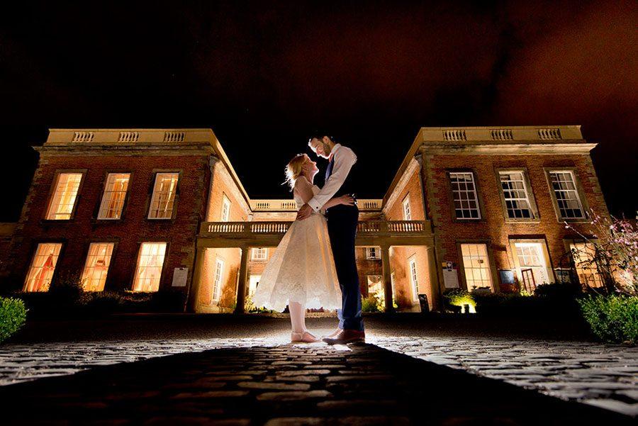 Colwick Hall Hotel Wedding