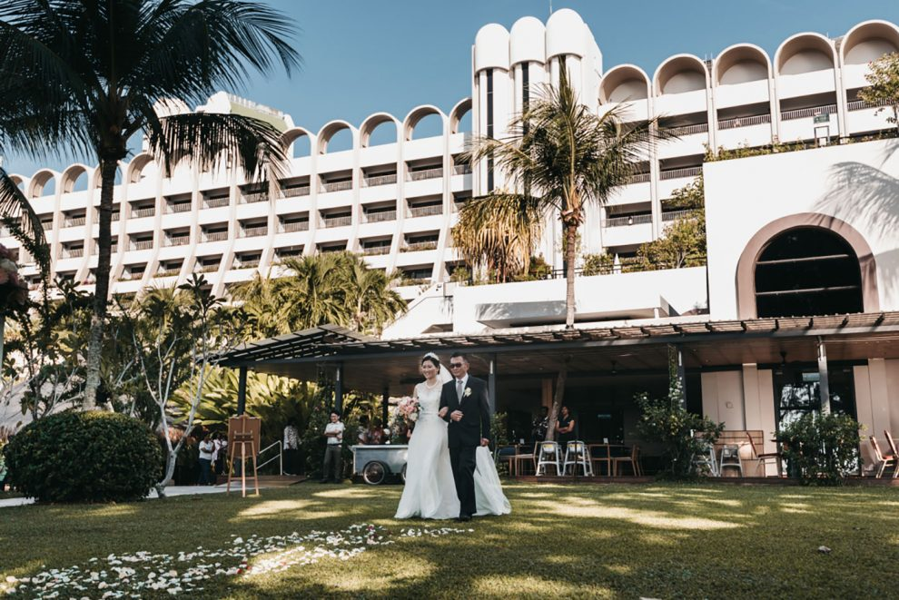 Penang Island Beach Garden Wedding
