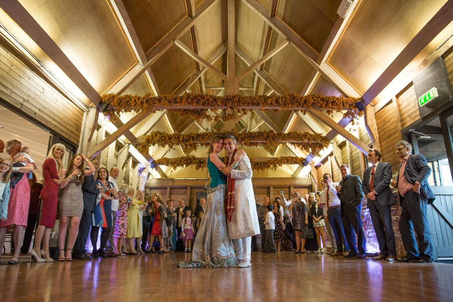 Wellington Barn Devizes Wedding in Wiltshire