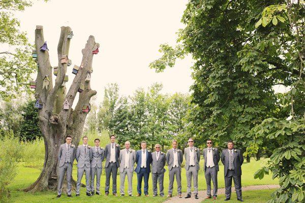 Newton Hall Wedding  02