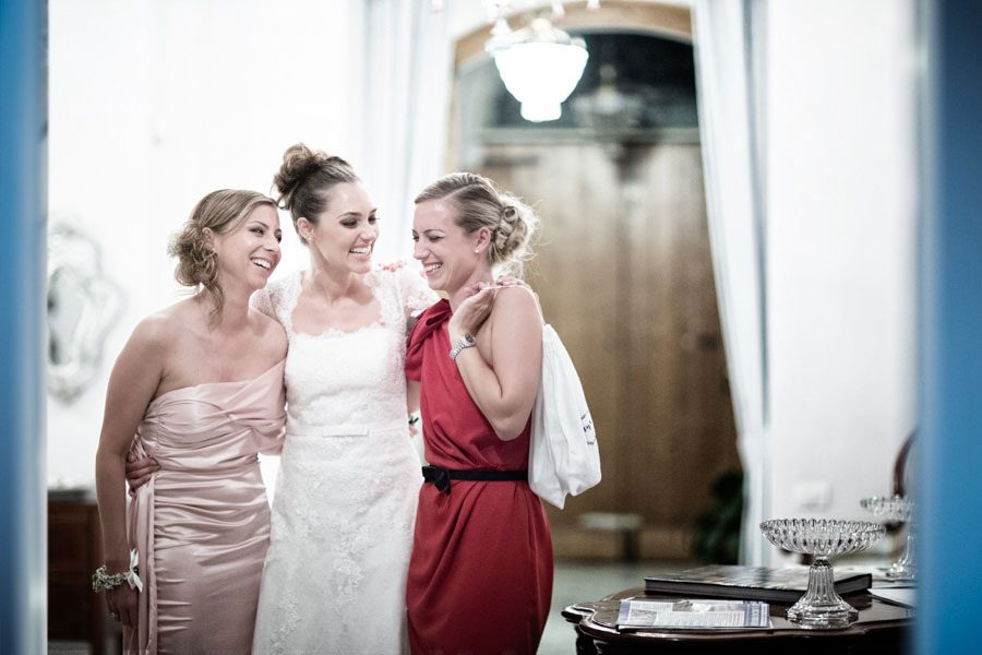 Luana & Andrea's Beautiful Italian Wedding