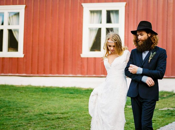 Scandinavian Style Wedding Shoot 010