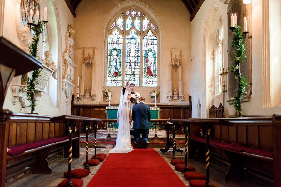 Great Hampden Church Wedding