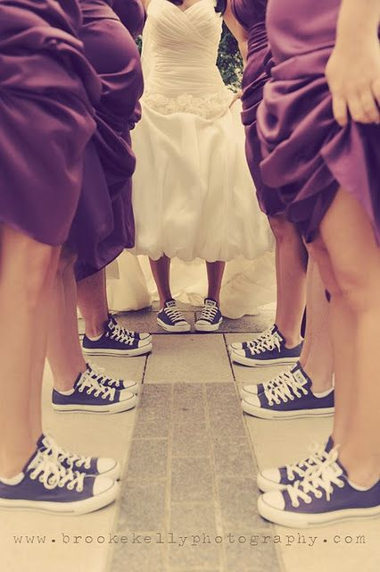 Converse Trainers at your Wedding