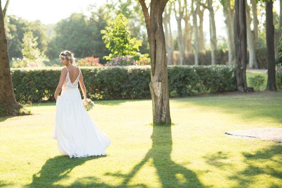 Beautiful French Riviera Wedding