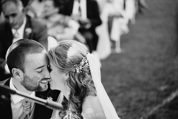 Spanish Wedding: Cristina & Miguel