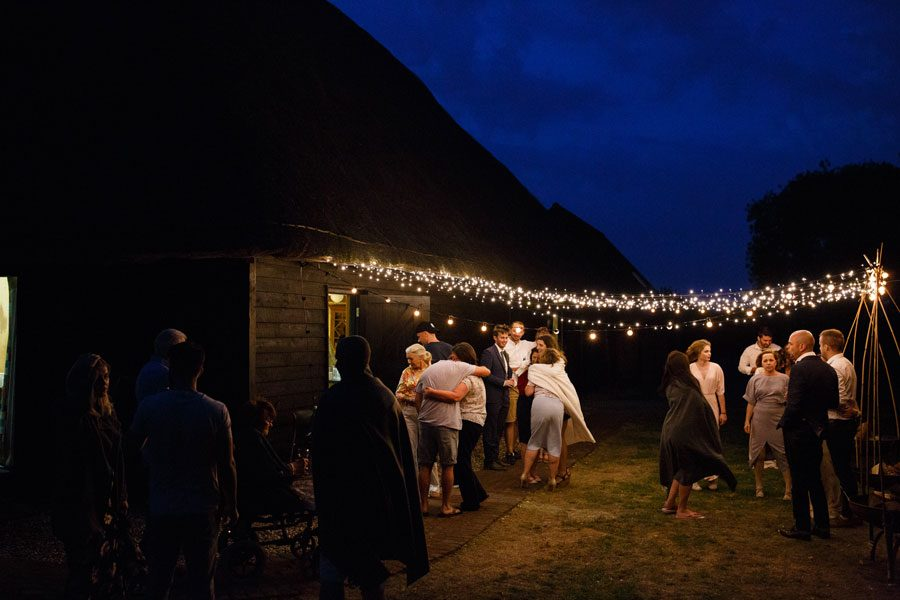 DIY wedding at Great Higham Farm in Kent