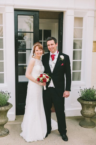 English Country Rose Wedding in Tickton, East Yorkshire 013