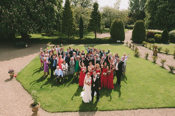 English Country Rose Wedding in Tickton, East Yorkshire 014