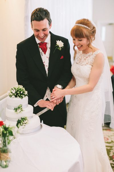 English Country Rose Wedding in Tickton, East Yorkshire 017