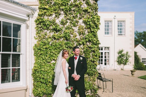English Country Rose Wedding in Tickton, East Yorkshire 018
