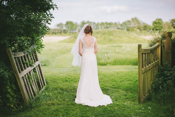 English Country Rose Wedding in Tickton, East Yorkshire 019