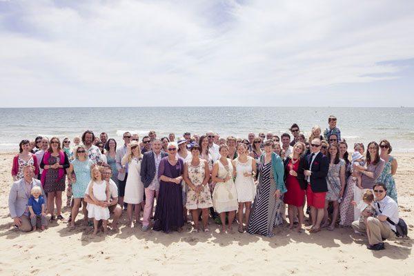 Bournemouth Beach Wedding