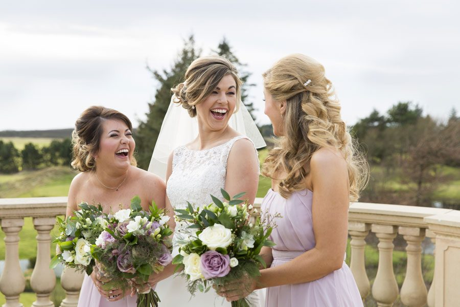 Heather & Colin's, Gailes Hotel in Ayrshire Wedding