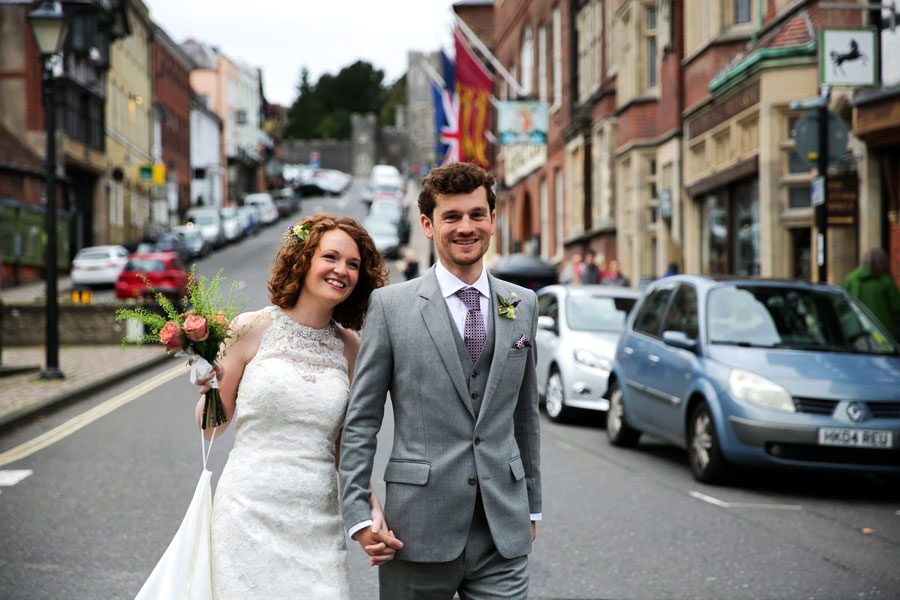 Tara & James's Wedding in the Sussex Market Town of Arundel