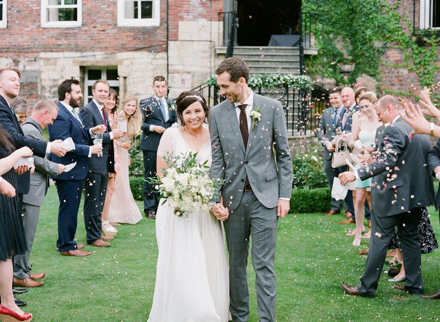 An English Garden Wedding in York