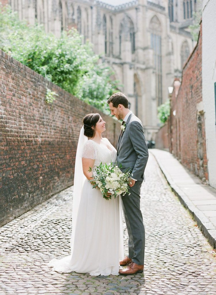 English Garden Wedding in York