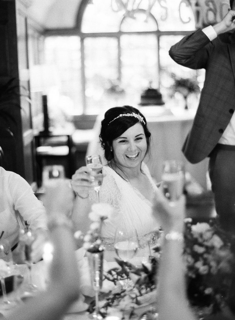 English Garden Wedding in York