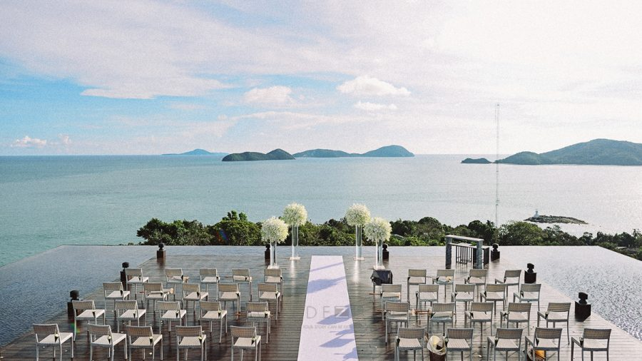 A Beautiful Wedding at Sripanwa Phuket, Thailand 014