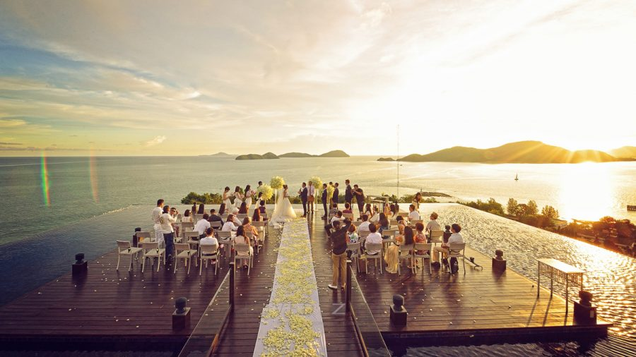 A Beautiful Wedding at Sripanwa Phuket, Thailand 018