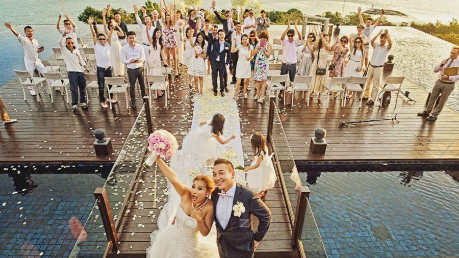 A Beautiful Wedding at Sripanwa Phuket, Thailand 019