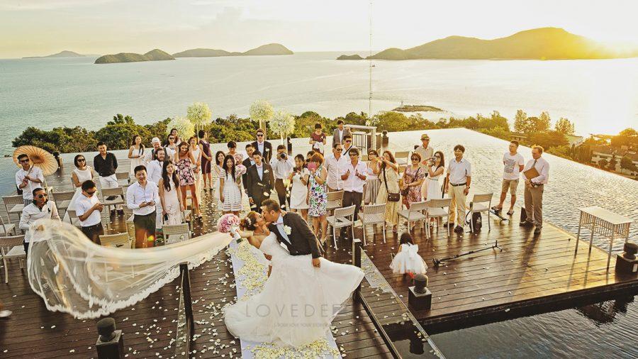 A Beautiful Wedding at Sripanwa Phuket, Thailand 020