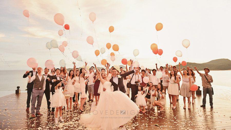 A Beautiful Wedding at Sripanwa Phuket, Thailand 022