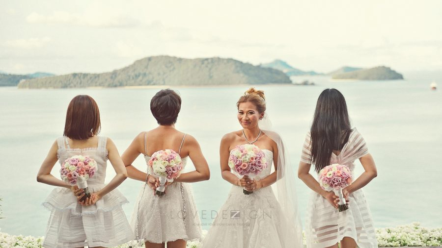 A Beautiful Wedding at Sripanwa Phuket, Thailand 012