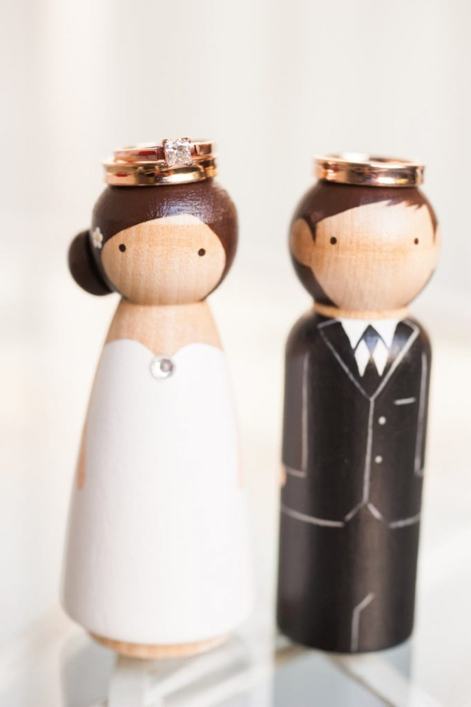 On your Cake Toppers!