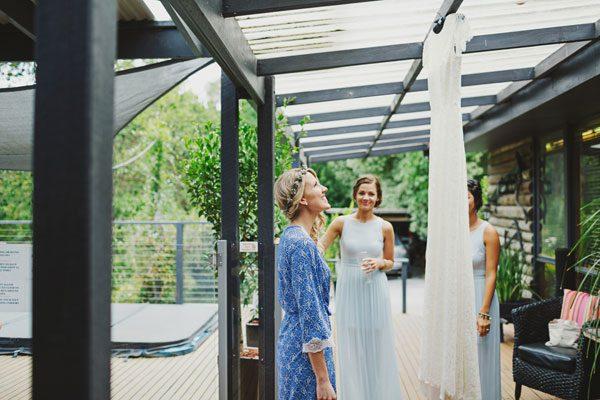 Bohemian Style Wedding 01