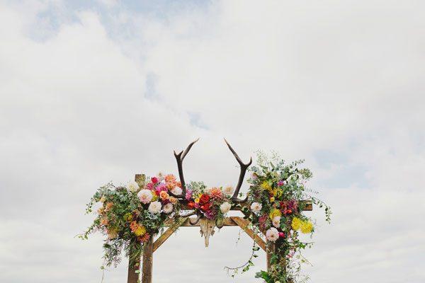 Bohemian Style Wedding 07