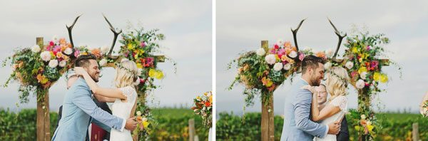 Bohemian Style Wedding 014