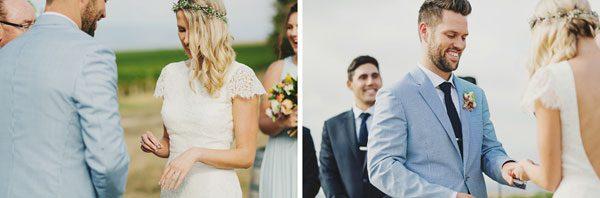 Bohemian Style Wedding 016