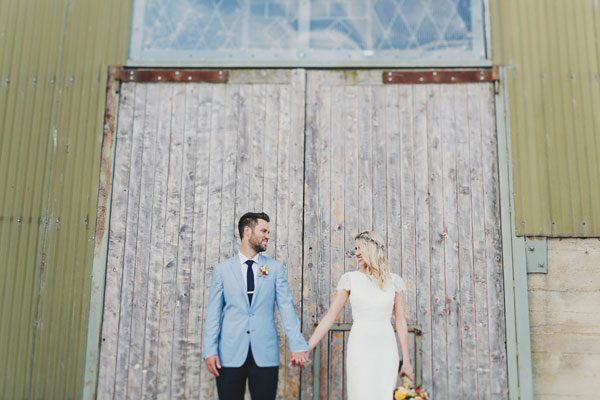 5 Beautiful Boho Weddings