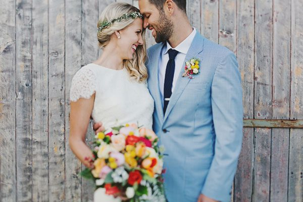 The Perfect Bohemian Style Wedding Day