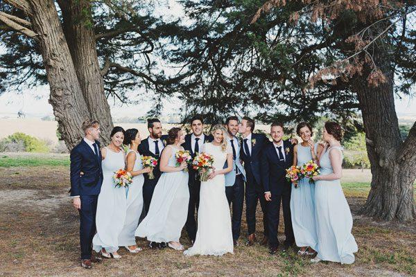Bohemian Style Wedding 019