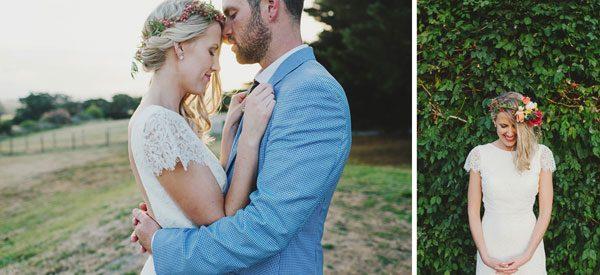 Bohemian Style Wedding 022