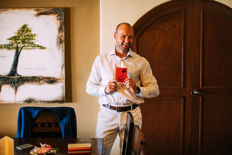 Mexico Beach Wedding by Albert Palmer