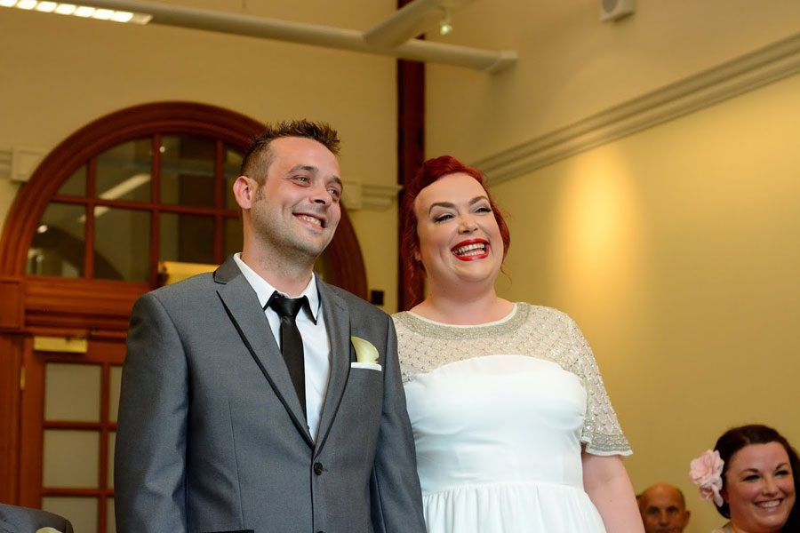 Becky and Ian