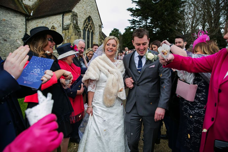 Farbridge Barn Wedding