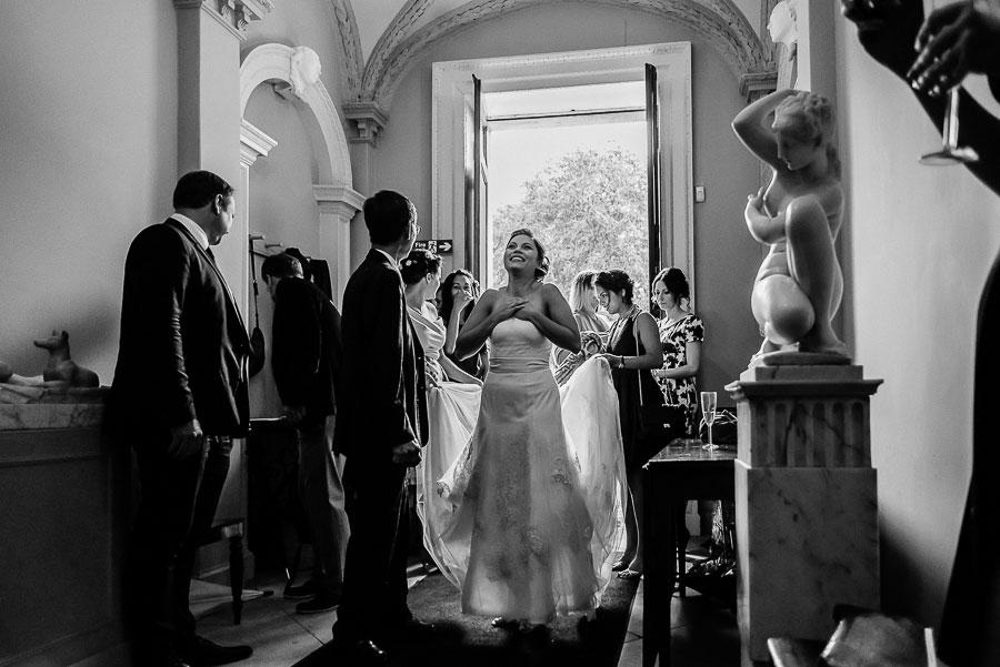 Dean's Court Estate Wedding
