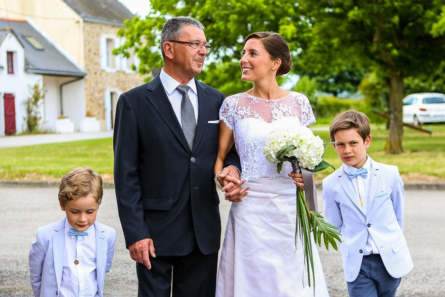 Renovated manor Wedding in western France