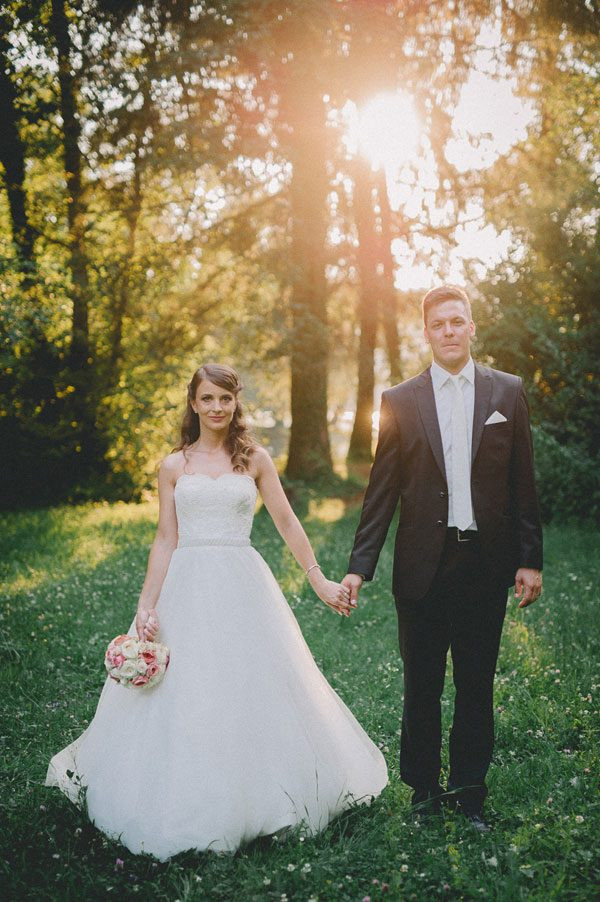 Beautiful Outdoor Wedding