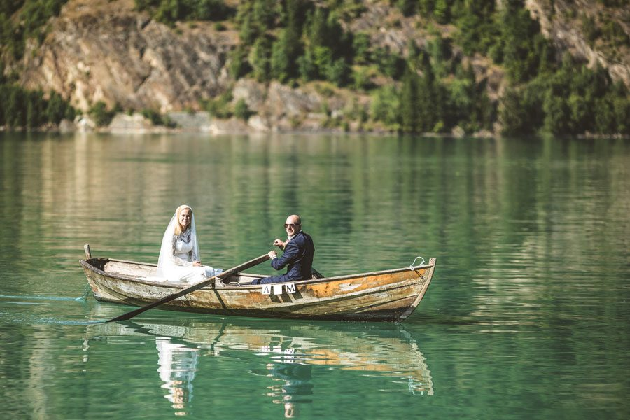Norway Boat Wedding
