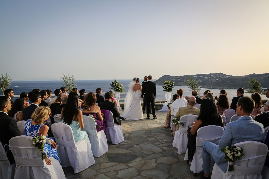 Mykonos Island, Greece Wedding
