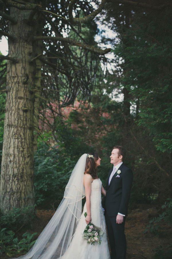 Wedding at Solsgirth House in Dollar