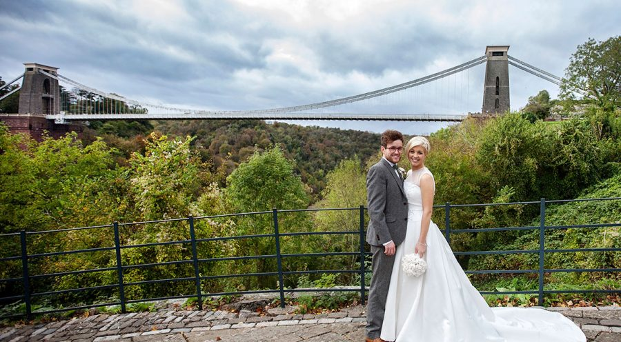 A wonderful autumn wedding in Bristol